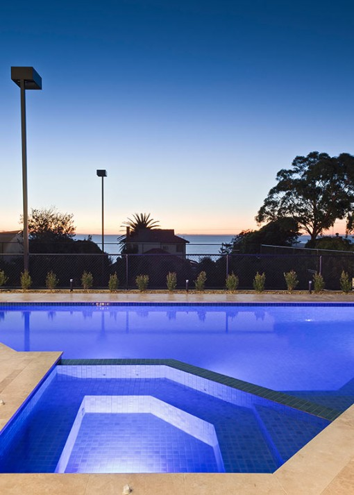 Projects Melbourne Tennis Courts And Swimming Pool Construction Pools Courts And Landscapes